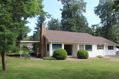 Medford Single Family Home For Sale: 3378 Bellinger Lane