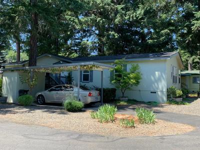 Cave Junction Mobile Home For Sale: 222 Ollis Road #5A