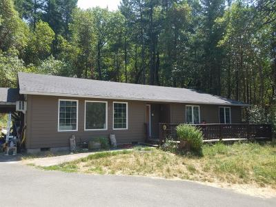 Josephine County Single Family Home Active-Accepted SS: 4291 Rogue River Highway