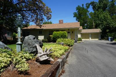 Grants Pass OR Single Family Home Pending: $259,000