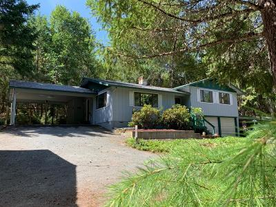 Grants Pass Single Family Home For Sale: 6045 Donaldson Road