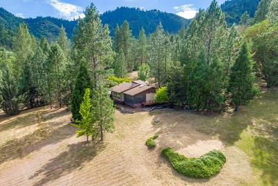 Gold Hill Single Family Home For Sale: 600 Scheifflin Gulch Road