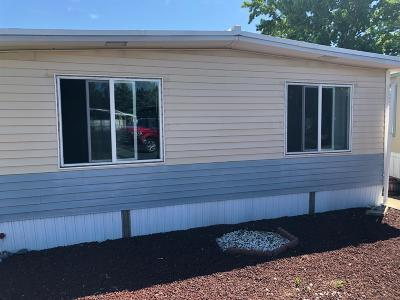 Merlin, Sunny Valley, Wimer, Rogue River, Wilderville, Grants Pass Mobile Home For Sale: 209 Kingsbury Lane