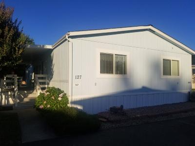 Grants Pass Mobile Home For Sale: 5076 Leonard Road #127