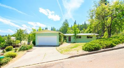 Ashland OR Single Family Home For Sale: $379,900