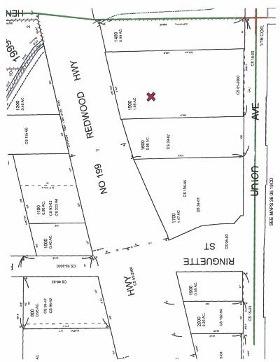 Grants Pass Residential Lots & Land For Sale: 340 Union Avenue