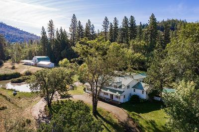 Single Family Home For Sale: 2260 Big Pine Road
