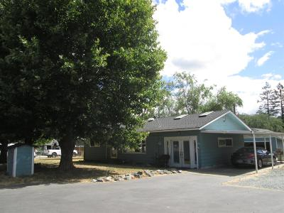 Merlin, Sunny Valley, Wimer, Rogue River, Wilderville, Grants Pass Single Family Home For Sale: 797 Schroeder Lane