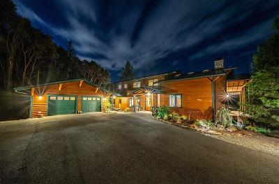 Single Family Home For Sale: 6600 Coleman Creek Road