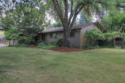 Merlin, Sunny Valley, Wimer, Rogue River, Wilderville, Grants Pass Single Family Home For Sale: 1609 NW Crescent Drive