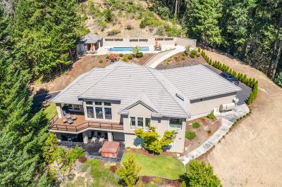 Merlin, Sunny Valley, Wimer, Rogue River, Wilderville, Grants Pass Single Family Home For Sale: 2500 W Jones Creek Road