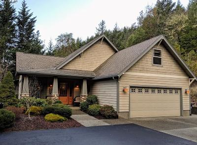 Grants Pass Single Family Home For Sale: 700 Rancho Vista Drive