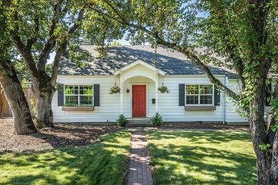 Single Family Home For Sale: 2404 Hillcrest Road