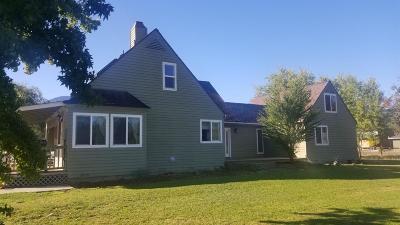 Single Family Home For Sale: 205 Latigo Ranch Road