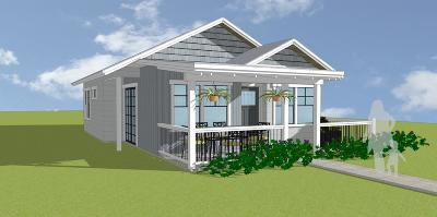 Ashland Single Family Home For Sale: 474 N Laurel Street #Lot 2