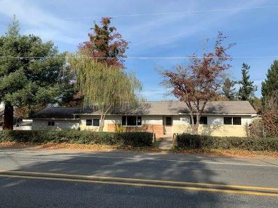 grants pass Single Family Home For Sale: 1502 Fruitdale Drive