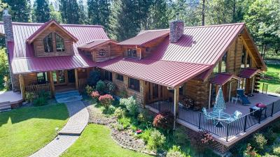 Rogue River Single Family Home For Sale: 5767 Pleasant Creek Road