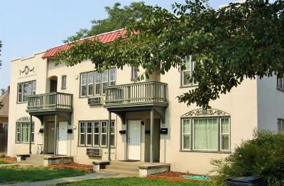 Medford Multi Family Home For Sale: 507 S Holly Street