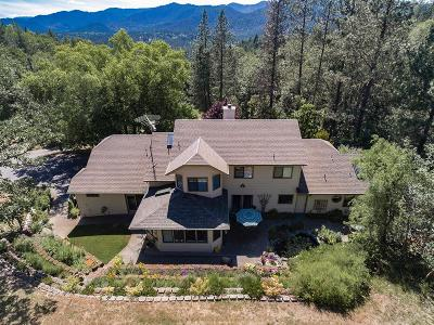 Merlin, Sunny Valley, Wimer, Rogue River, Wilderville, Grants Pass Single Family Home For Sale: 1355 Ferry Road