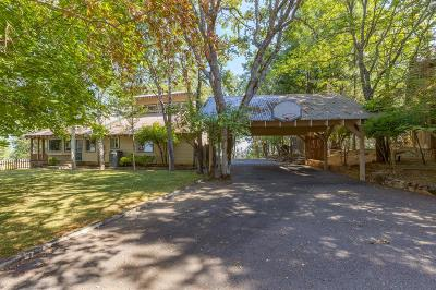 Jackson County, Josephine County Single Family Home For Sale: 875 Poormans Creek Road