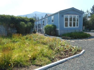 Rogue River Mobile Home For Sale: 8929 E Evans Creek Road