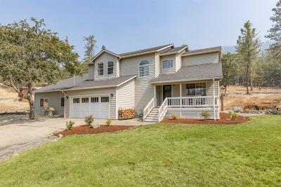 Single Family Home For Sale: 3030 Granite Hill Road