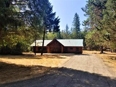 Merlin, Sunny Valley, Wimer, Rogue River, Wilderville, Grants Pass, Murphy, Wolf Creek, Hugo, Wonder Single Family Home For Sale: 2455 W Evans Creek Road