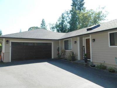 Grants Pass Single Family Home For Sale: 3408 Cheyenne Drive