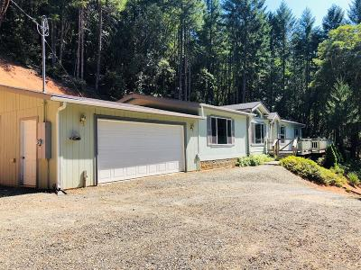 Selma, Wilderville Single Family Home For Sale: 5445 Thompson Creek Road