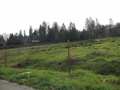 Merlin, Sunny Valley, Wimer, Rogue River, Wilderville, Grants Pass Residential Lots & Land For Sale: 2345 Williams Highway
