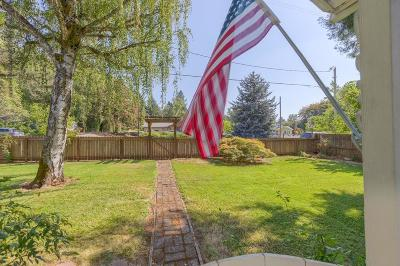 Grants Pass Single Family Home For Sale: 1926 Fruitdale Drive