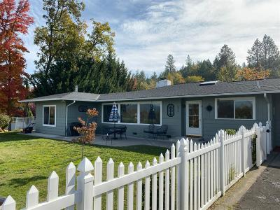 Grants Pass Single Family Home For Sale: 2474 Coach Drive
