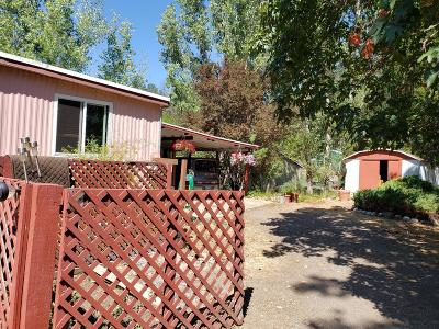 Jackson County, Josephine County Single Family Home For Sale: 26815 Highway 62