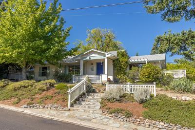 Ashland OR Single Family Home For Sale: $610,000