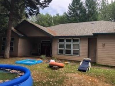 Single Family Home For Sale: 449 Sugar Pine Drive