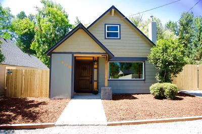 Grants Pass Single Family Home For Sale: 406 NW Dimmick Street