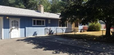 Cave Junction Single Family Home For Sale: 307 W Stevenson