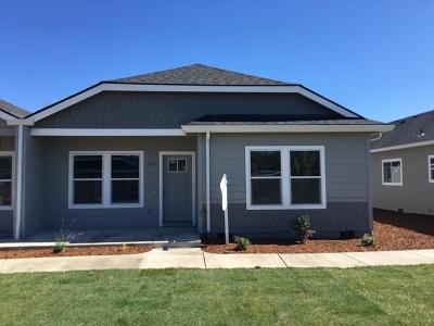 Medford Single Family Home For Sale: 191 Mellecker Way