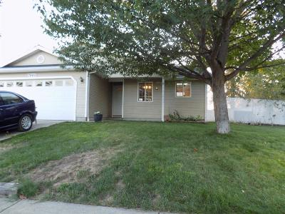 white city Single Family Home For Sale: 7845 Andrea Drive