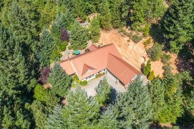 Josephine County Single Family Home For Sale: 4100 Coyote Creek Road