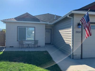 Medford Single Family Home For Sale: 1950 Layla Drive