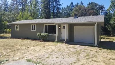 Josephine County Single Family Home For Sale: 4180 New Hope Road