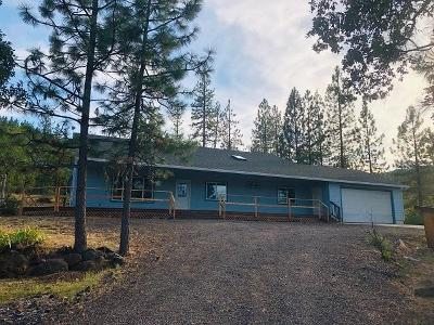 Jackson County, Josephine County Single Family Home For Sale: 1455 Madera Road