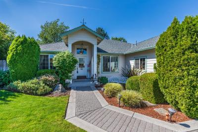 Phoenix Single Family Home For Sale: 644 Benjamin Way