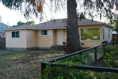 Grants Pass Single Family Home For Sale: 406 NE Dean Drive