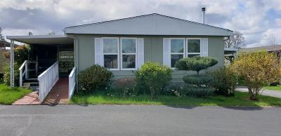 Grants Pass Mobile Home For Sale: 5076 Leonard Road #124