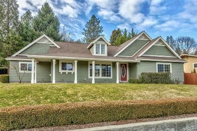 Grants Pass Single Family Home For Sale: 1272 NW Highland Avenue
