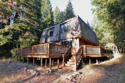 Ashland Single Family Home For Sale: 19009 Dead Indian Mem Road