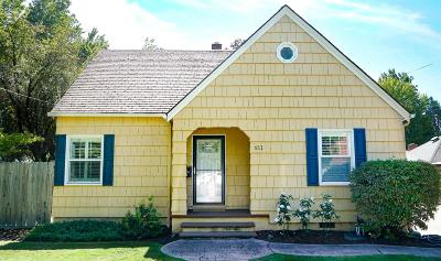 Grants Pass Single Family Home For Sale: 611 NE A Street