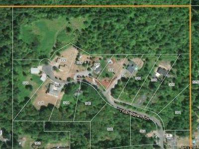Gates Residential Lots & Land For Sale: 313 Thistledown Ln